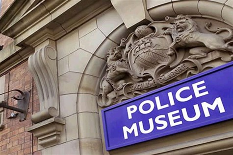 Great Manchester Police Museum & Fusilier Museum,