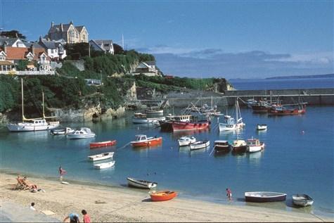 Cornish Charm and Newquay