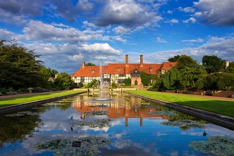 RHS Wisley Garden in Summer