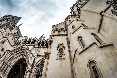 Behind the scenes at the Royal Courts of Justice