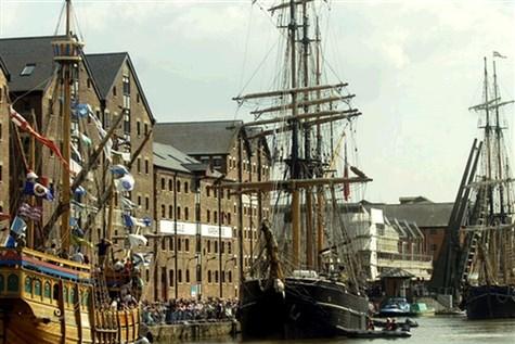 Gloucester Tall Ships Festival