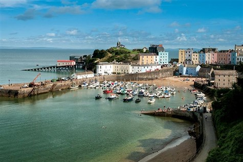 Tenby and Splendid South Wales