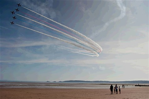 Wales National Air Show, Swansea Bay