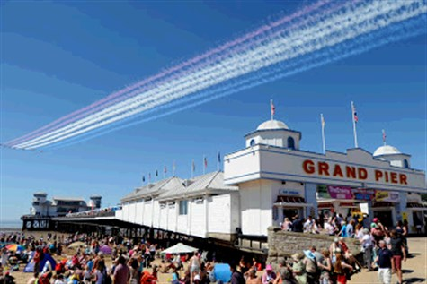 Weston Air Festival and Armed Forces Weekend