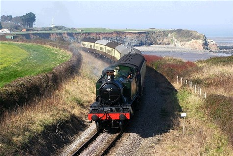Somerset, Seaside & Steam Express
